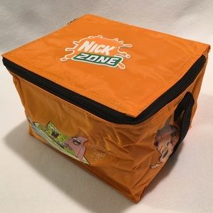 Nickelodeon Other - ⭐️SALE!⭐️ Nick Zone Lunchbag / Softsided Lunch Box