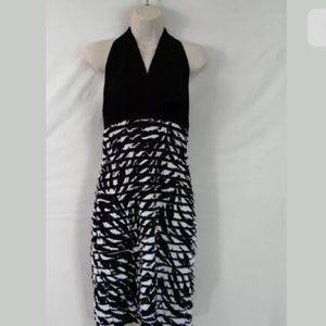MAKE AN OFFER‼️Connected Halter Dress Size 6