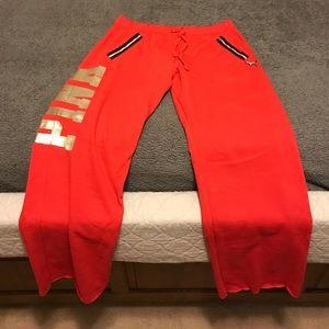 PINK Victoria's Secret Pants - PINK Victoria's Secret Boyfriend Pants