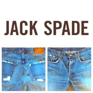 Jack Spade Other - RARE 💯% AUTHENTIC JACK SPADE ♠️ BUTTON FLY JEANS