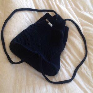 The Sak Handbags - The Sak nap sack woven purse