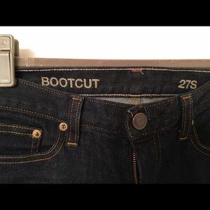 J. Crew Denim - J. Crew Bootcut Jeans Size 27S, perfect Condition