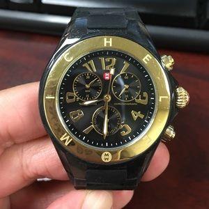 Michele Accessories - michele jelly tahitian watch