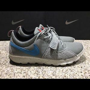 ef1cc672d448 Nike Shoes - Men s Nike SB Trainerendor Grey (used) 616575-040