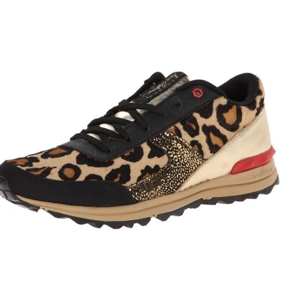 299f61d574cc1 Sam Edelman Dax leopard print sneakers. M 582f183af0928265ca03b1dc