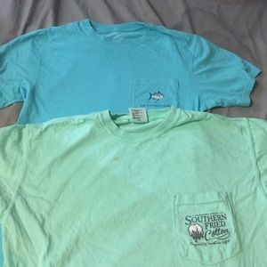 Mint green southern tide is the only one left