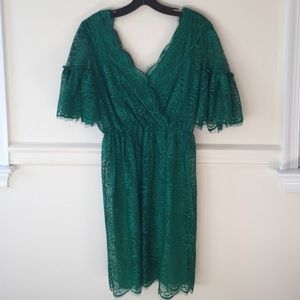 Robert Rodriguez lace dress