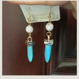Jewelry - Jewelry | SEMI PRECIOUS STONE & CRYSTAL EARRINGS