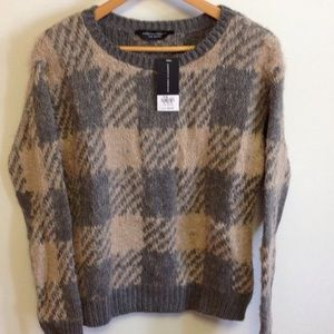 Dorothy Perkins Sweaters - Eyelash checked sweater