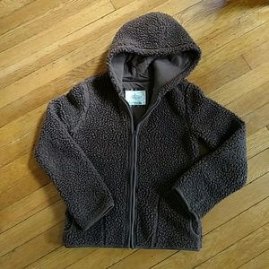Old Navy Other - Old navy fuzzy zup up fleece coat/jackey