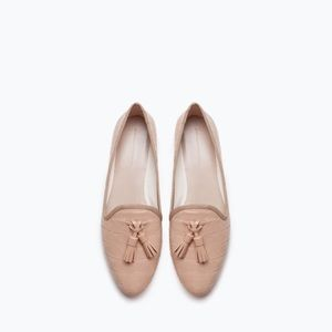 Zara Basic Collection Loafers