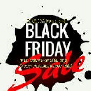 Nov 23-28 Save 30% Off Bundles & Deluxe Freebies!!