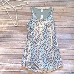 Charming Charlie Dresses & Skirts - NWT: Silver Sequin Dress ✨