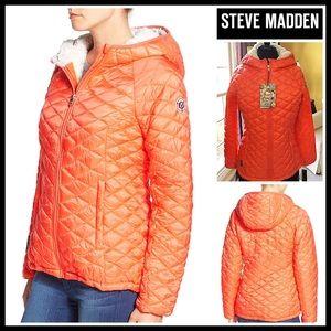 Steve Madden Jackets & Blazers - ❗️1-HOUR SALE❗️Steve Madden Hooded Jacket