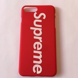 supreme iphone case on poshmark. Black Bedroom Furniture Sets. Home Design Ideas