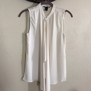 White H&M Blouse