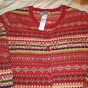Tiara Sweaters - Beautiful Tiara womens cartigan