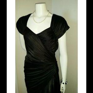 Variations Dresses Vintage Black Cocktail Dress Sz 10 Poshmark