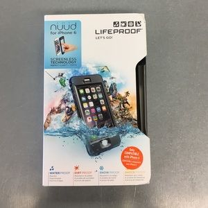 LifeProof Accessories - Lifeproof nuud iPhone 6/6s case! New in the box!