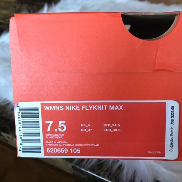 Nike Flyknit Air Réplique Sacs À Main Max Oreo rY34KKAB
