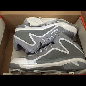 Nike Other - Size 8.5 Nike Air Swingman MVP cleats