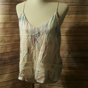Townsend Tops -   watercolor tank  