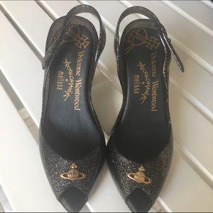 Vivienne Westwood Shoes - ❤1 HR SALE⚡️VIVIENNE WESTWOOD MELISSA + ANGLOMANIA