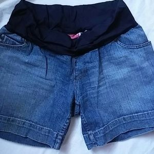 Liz Lange Maternity Shorts Sz XS