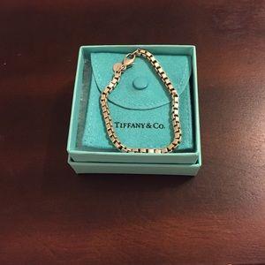 Tiffany & Co. Jewelry - Tiffany & Co Box Chain Bracelet