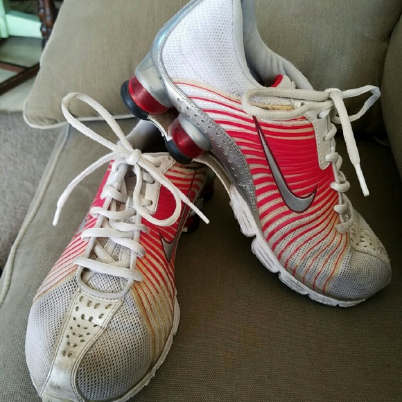 Womens Nike shox experience🐞🐞