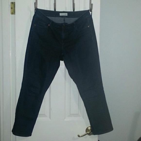 1d7273f0ecb15 LOFT Jeans | Sale Curvy Kick Crop Pants | Poshmark