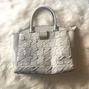 henri bendel Handbags - Henri Bendel Light Grey Tote