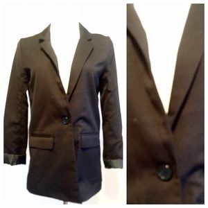 NWOT H&M New Relaxed Fit Blazer, 6