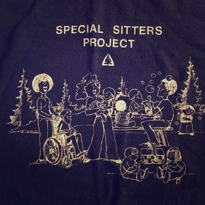 "Vintage ""Special Sitters"" T-shirt"