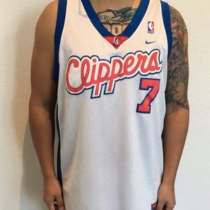 Los Angeles Clippers Lamar Odom Jersey
