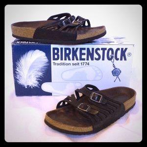 Birkenstock Shoes - Birkenstock Arizona Black Sandals