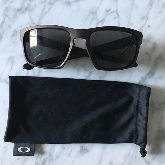 f68772ff27 🎄Black Friday Sale🎄Oakley Sliver Sunglasses NIB