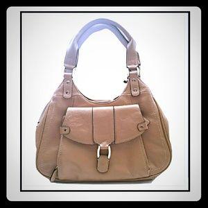 East 5th Handbags - Leather purse satchel east 5th tan wallet handbag