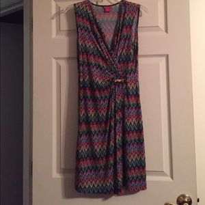 Sunny Leigh Dresses & Skirts - Sale! Dress sleeveless Multi colored