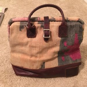 Will Leather Goods Handbags - Will Leather Goods Dhurrie Mason Bag