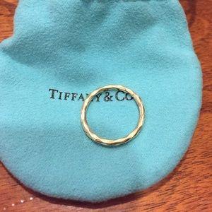 303e3c0fe Tiffany & Co. Jewelry | Retired Paloma Picasso Tiffany Co Hammered ...