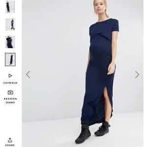 ASOS Maternity Dresses & Skirts - Final 💕NWT Asos   maternity nursing dress 6-8