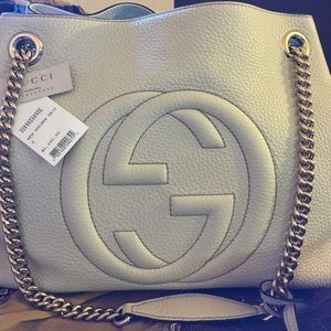 Gucci Bags - 15% PRICE DROPGUCCI NEW AUTHENTIC 💯 soho leather