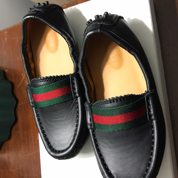 3fab9f947 Gucci Shoes | Kids Loafer Brand New Never Worn | Poshmark