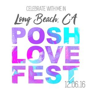 From Birmingham to Honolulu. 🎂🍭 Posh Turns 5!