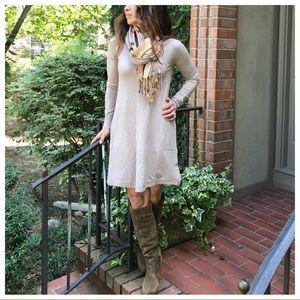 Dresses & Skirts - Cashmere blend sweater dress
