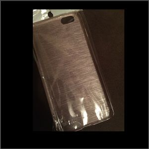 142000bd32829 💥PRICE FIRM💥Frosted Pink iphone 6 Plus Case. NWT