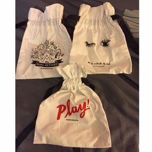 Set of 3 Sephora Makeup Bags