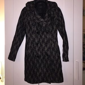 poshmark Jackets & Blazers - Black Lace Coat