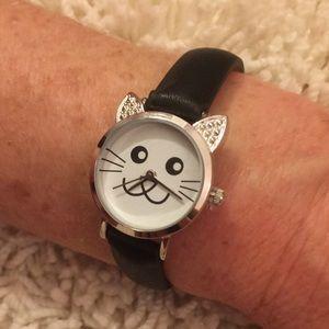 Accessories - Cute cat watch